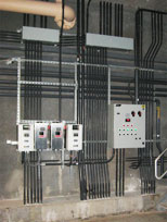 Panels and ducts